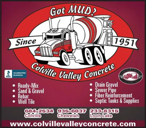Colville Valley Construction
