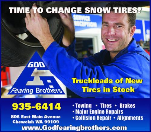 God Fearing spring tire ad 2017