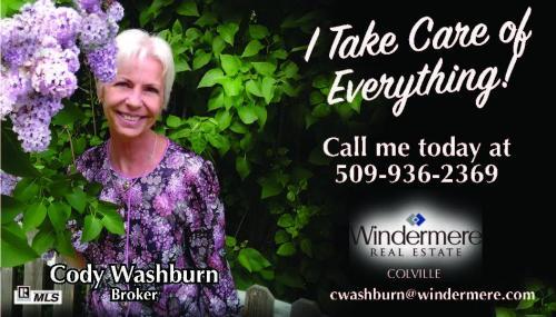 Cody Washburn
